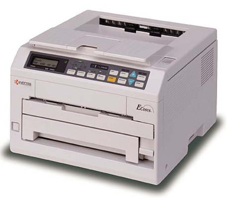 Kyocera ECOSYS FS-1550+ Mono Laser Printer, Fully Refurbished (FS-1550+)