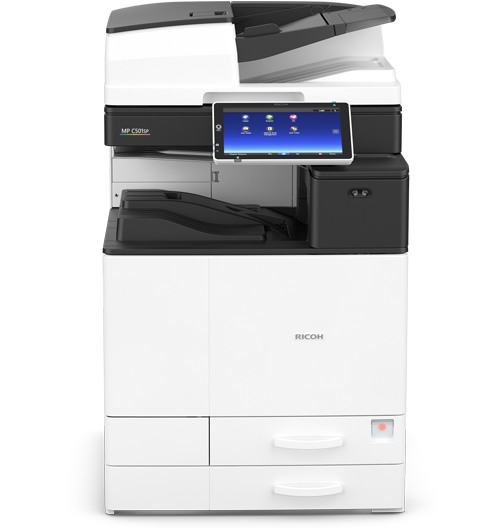 Ricoh MP C501 Color Laser MFP, Demo (MP-C501)