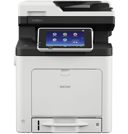 Ricoh SP C361SFNw Color Laser MFP, Demo (SP-C361SFNw)